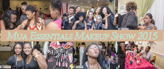 RECAP| MUA Essentials Makeup Show 2015 + Vlog