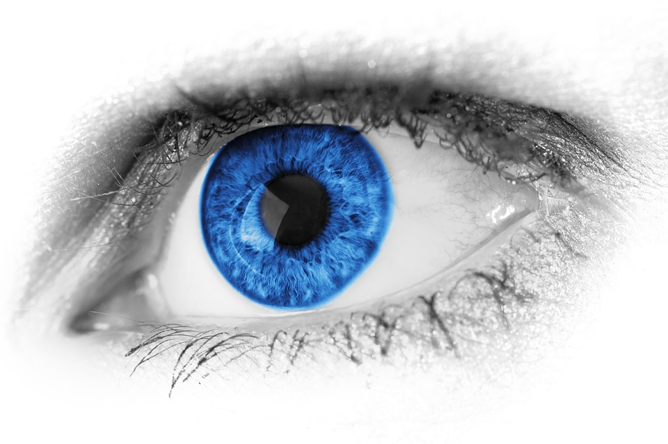 Here Is Some Unexpected Relief for Dry Eyes Blue Eye