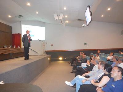 Diretor presidente participa de seminário sobre mineração e desenvolvimento sustentável em Manaus