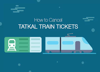 Tatkal Train Ticket Cancellation Rules and more to know about