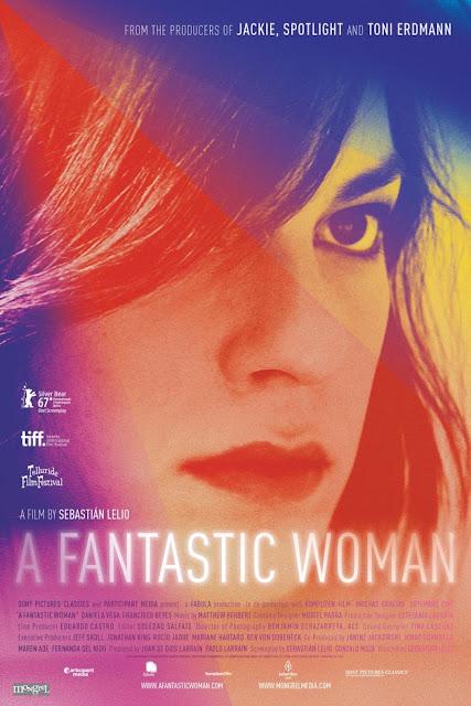 A Fantastic Woman (2017) ταινιες online seires xrysoi greek subs