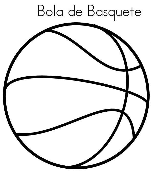 blog de geografia bola de basquete desenho para imprimir e colorir