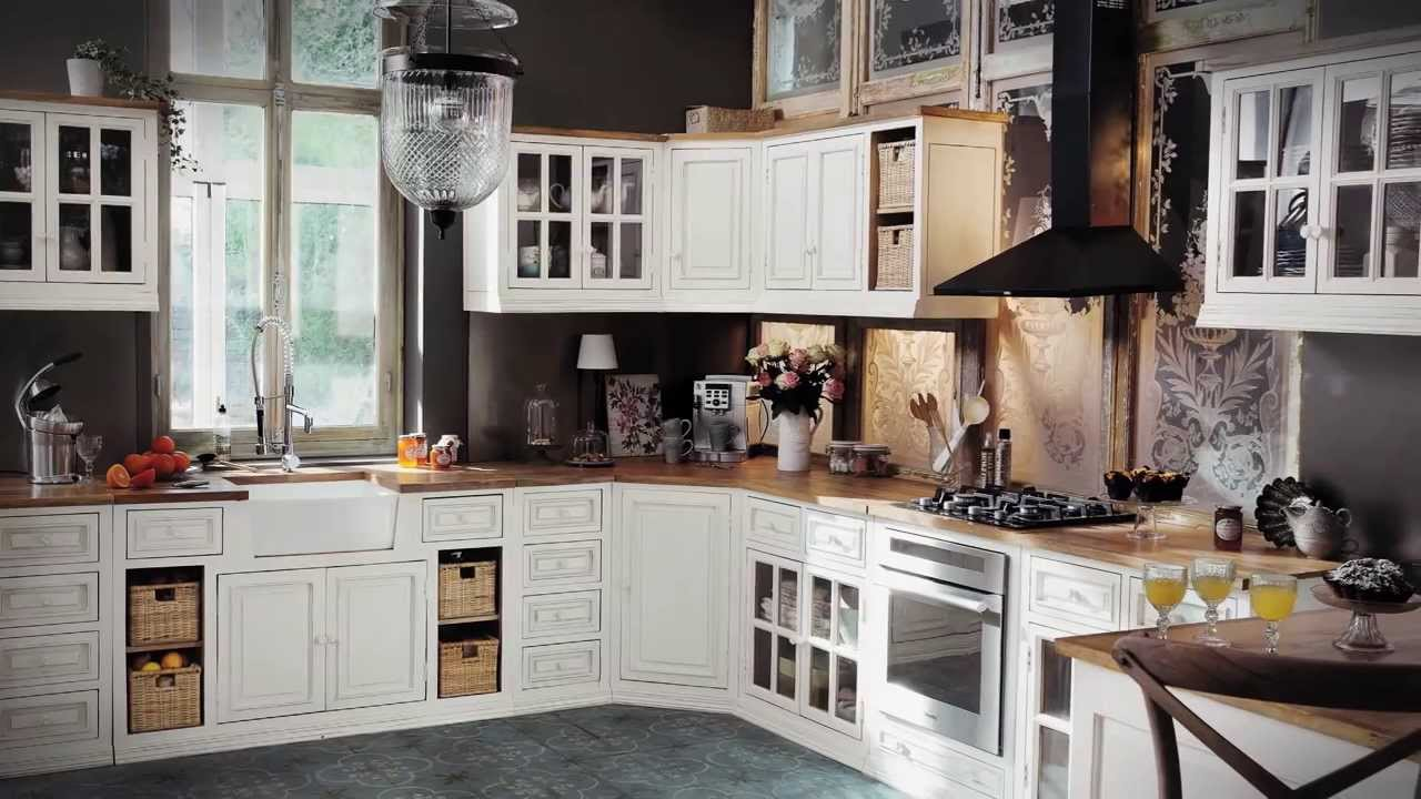 Boiserie c summer easy neutral colours for Cuisines maison du monde