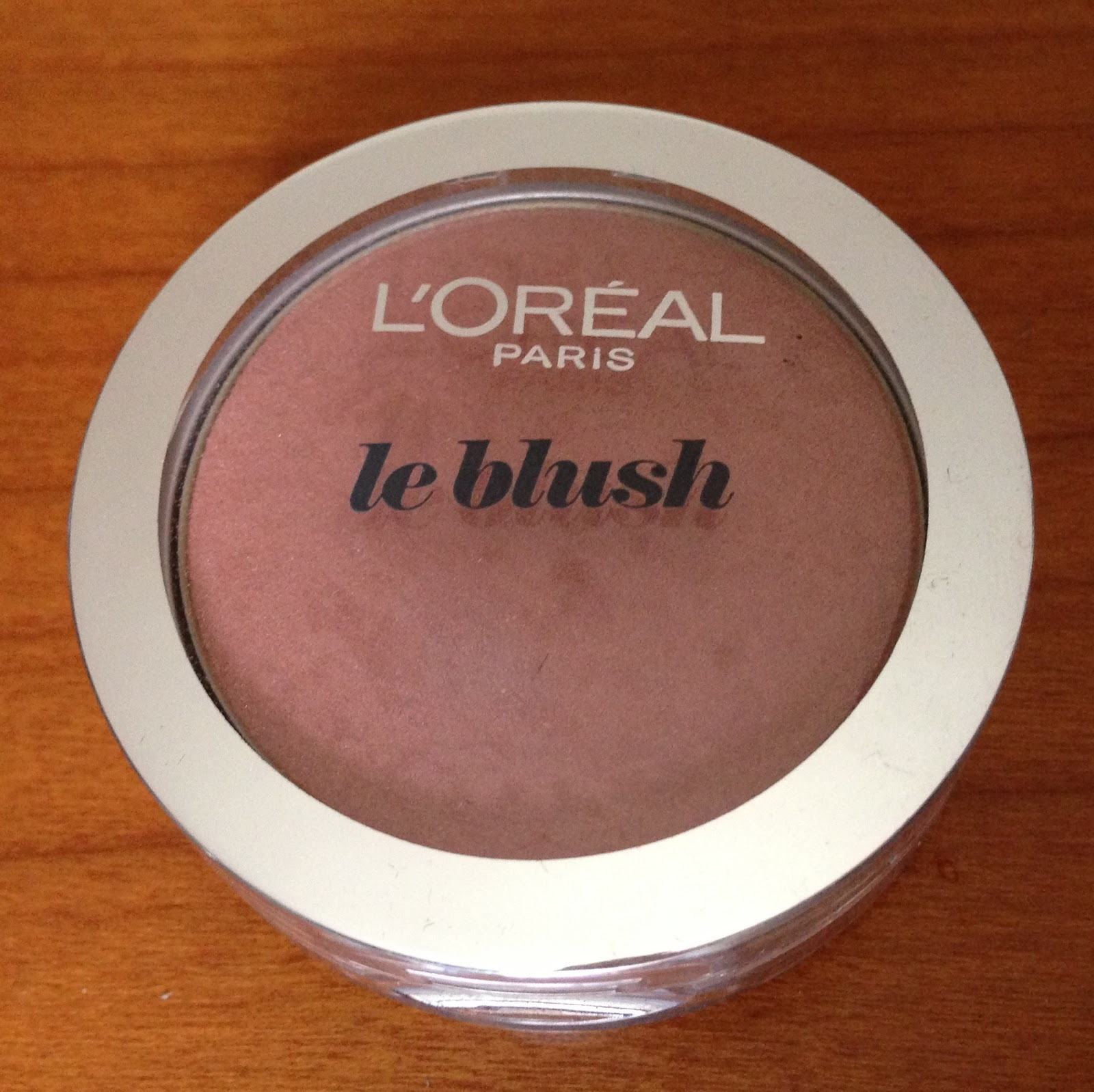 L'OREAL TRUE MATCH BLUSH IN 140 OLD ROSE