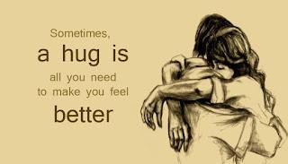 hug day latest sms