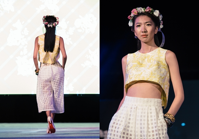 Vintine Fashion Show 2016 in Tainan Cultural & Creative Park