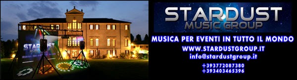 STARDUST MUSIC GROUP WEB SITE