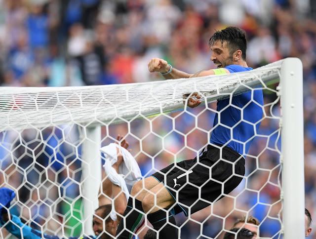 Italia 2-0 Spanyol : Jatuh ke Dalam Perangkap Genjutsu