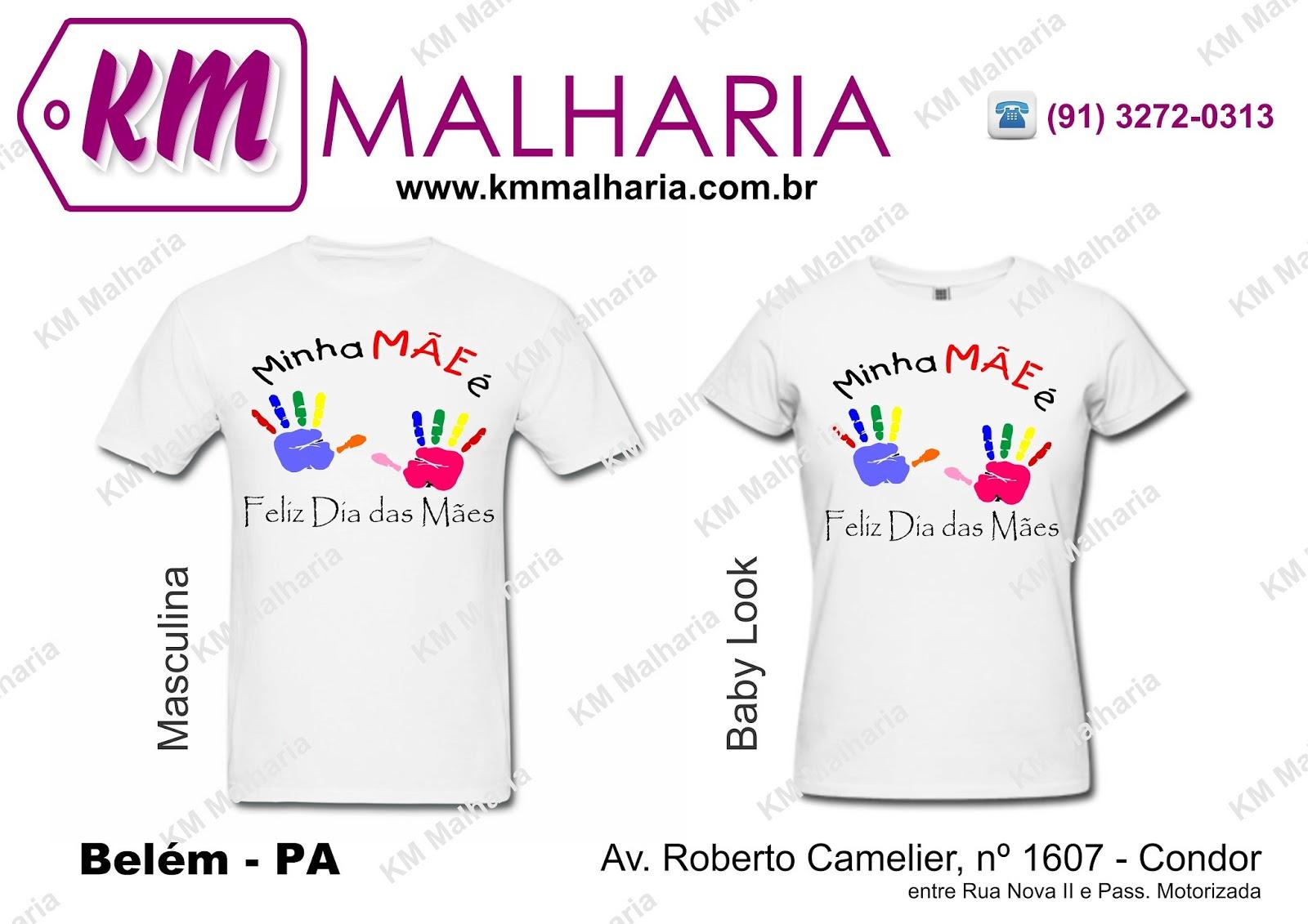 Camiseta Dia das Mães Camiseta Dia das Mães d099e685d762b