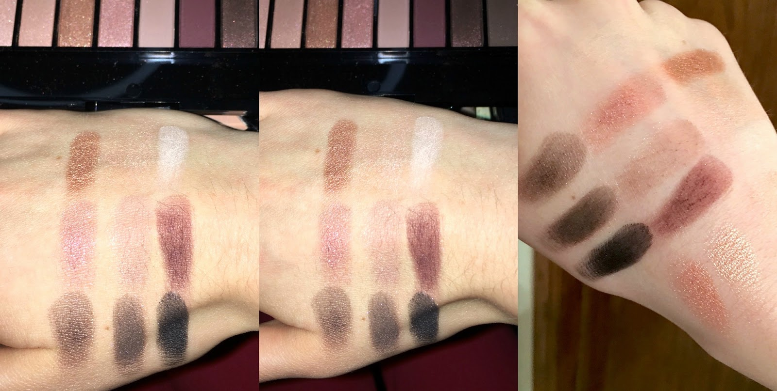 Wet N Wild Essence Burgundy Summer Glow Tutorial Classically Au Naturel Palette I Love All The Warm Pink Toned Palettes That Have Been Released For Spring And This Nude Awakening From Has A