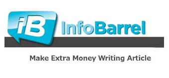 Situs InfoBarrel Adalah Penulis dibayar dollar