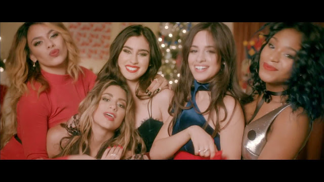 Fifth Harmony - All I Want for Christmas is You - Wallpapers ...