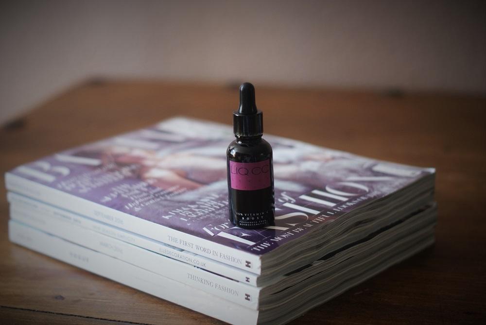 LIQ CC serum Rich 15% Vitamin C - najlepsze serum!