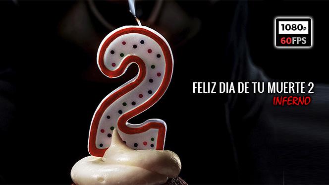 Feliz día de tu muerte 2 (2019) BDRip 1080p 60fps Español Latino-Inglés