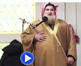 poor starving imam