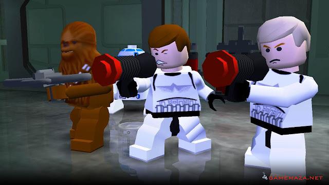 LEGO Star Wars The Complete Saga PC Full Version Screenshot 3