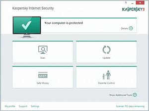KASPERSKY INTERNET SECURITY Cover Photo