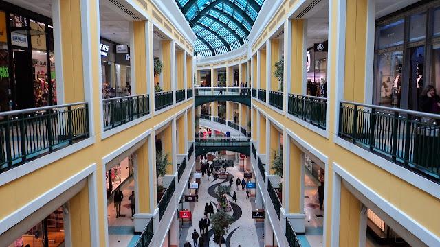 Shoppings em Lisboa