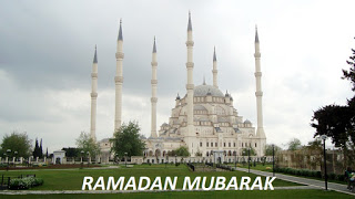 ramadan welcome messages