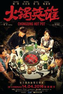 Chongqing Hot Pot (2016) ฉงชิ่ง หม้อไฟนรกเดือด เพื่อนข้าตายไม่ได้
