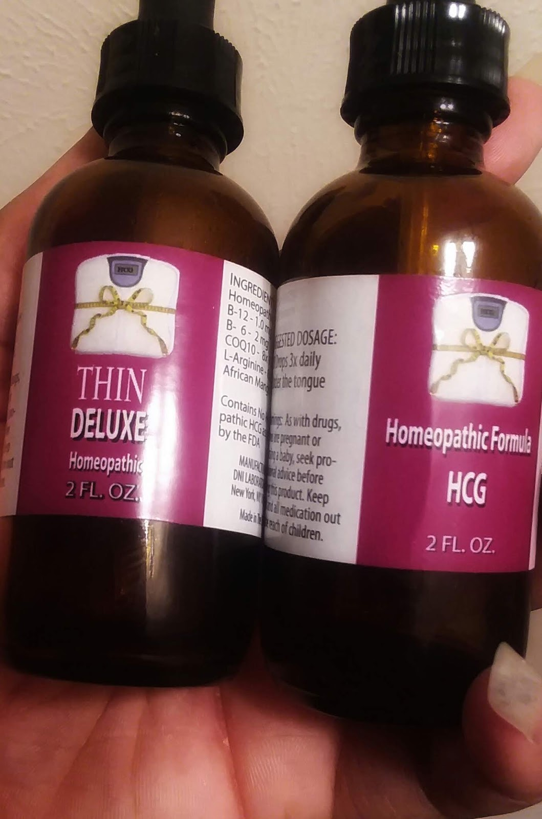 Do hcg drops really work for weight loss