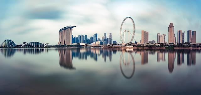 Traveling Murah di Singapura