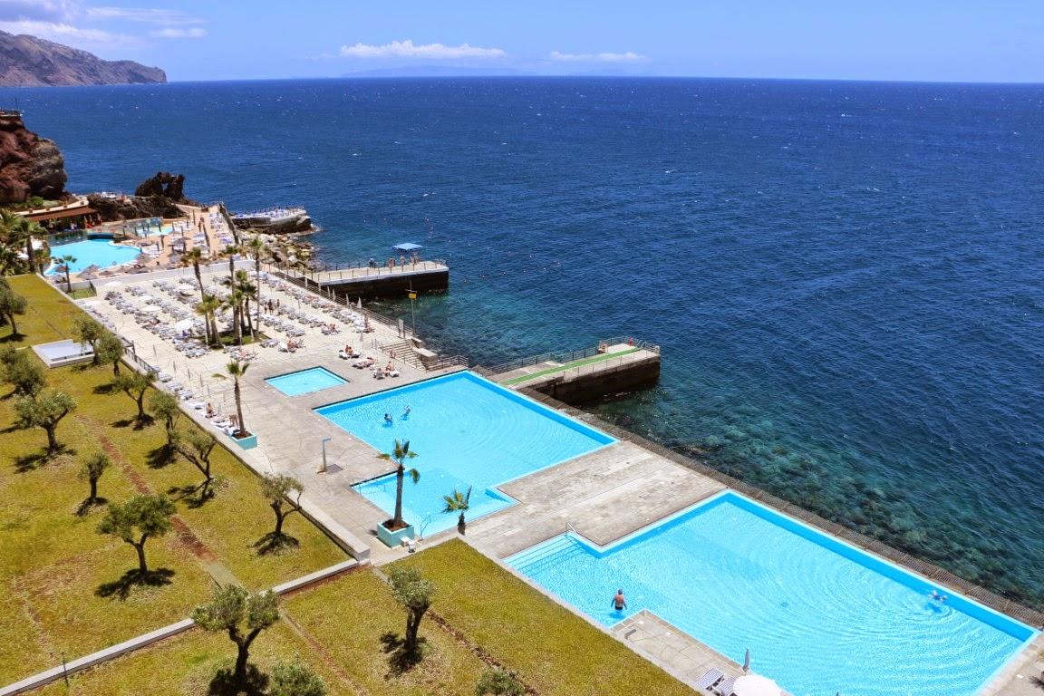 Madeira, Funchal, Vidamar Resort & Spa (C) JUREBU