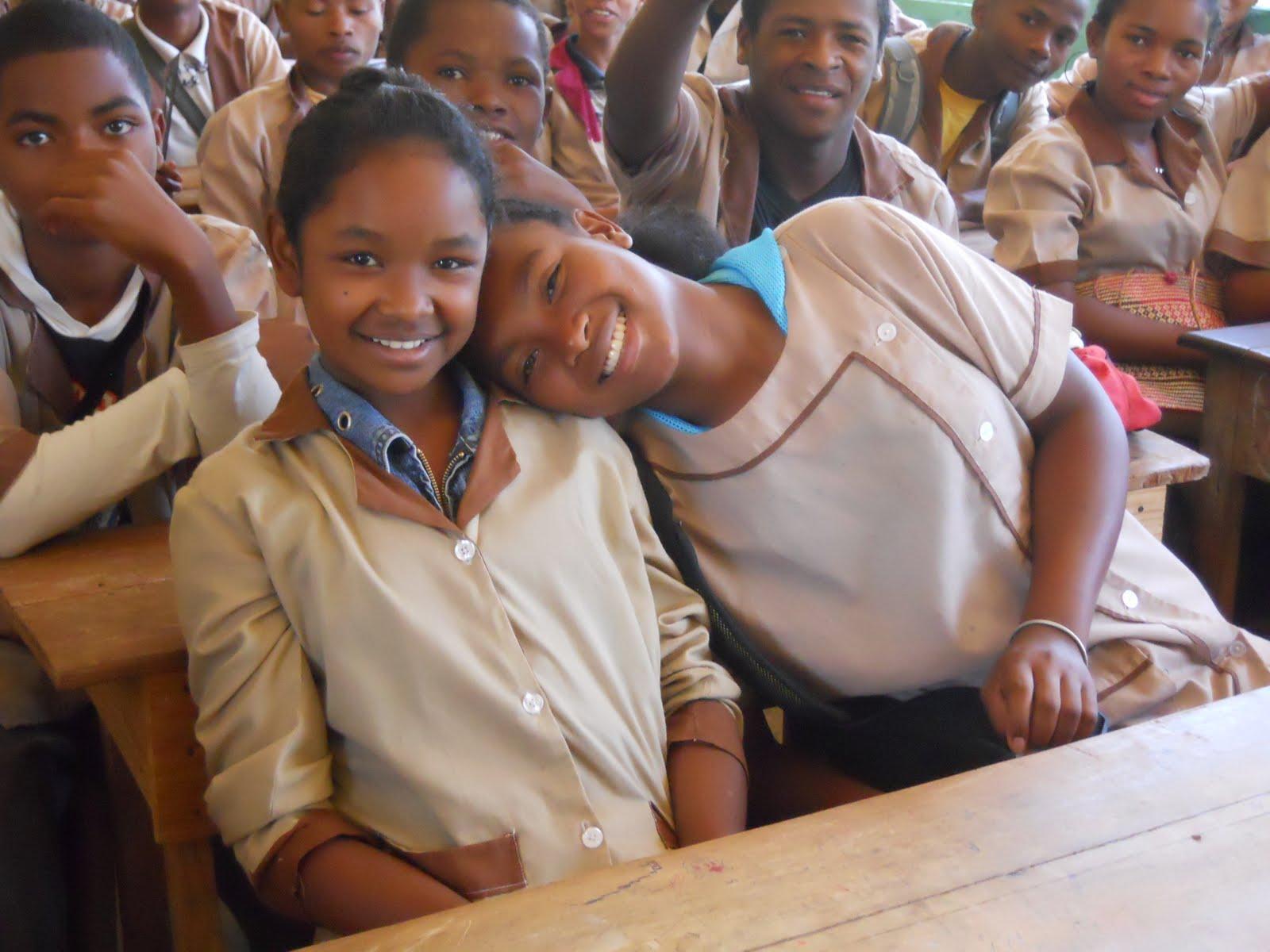 Madagascar girls