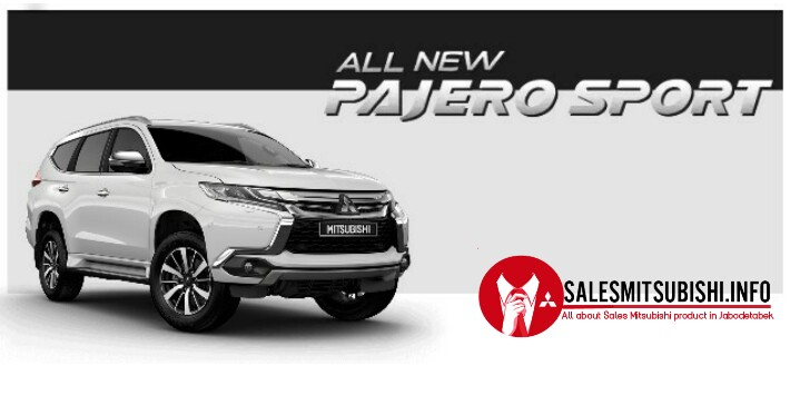 Paket Kredit Mitsubishi Pajero Sport