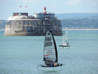 americas cup world series portsmouth seafront event
