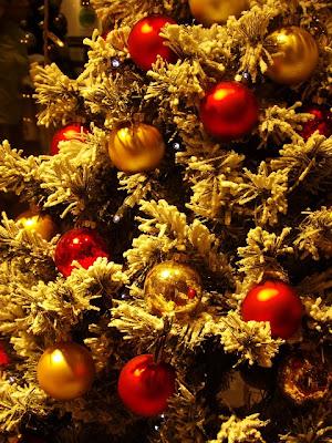 Weihnachten - Weihnachtsfotos - Weihnachtsbaum - Christbaumkugeln