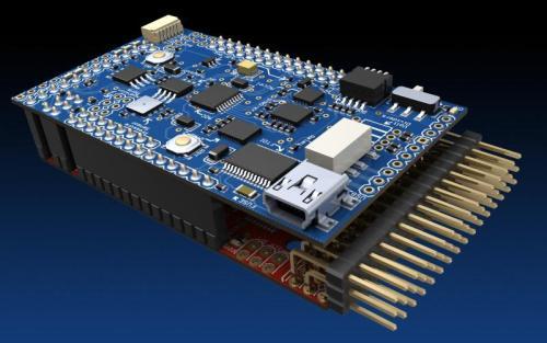 Chip telemétrico