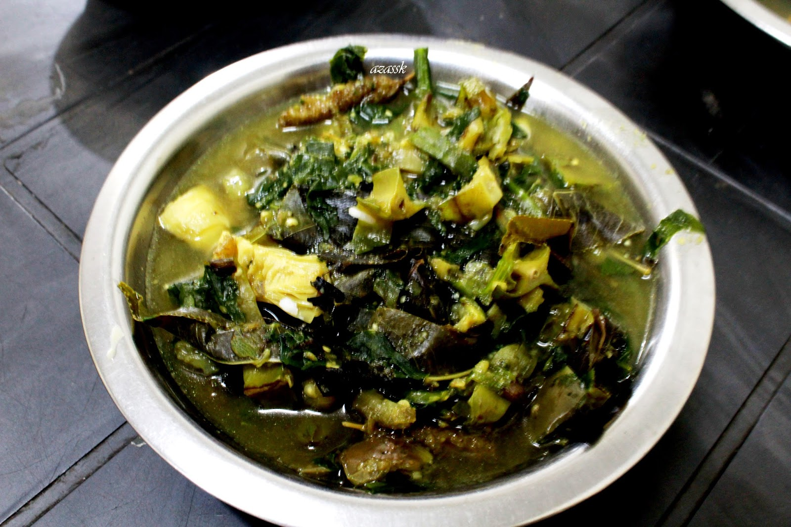 Image result for image of Bai , mizoram dish