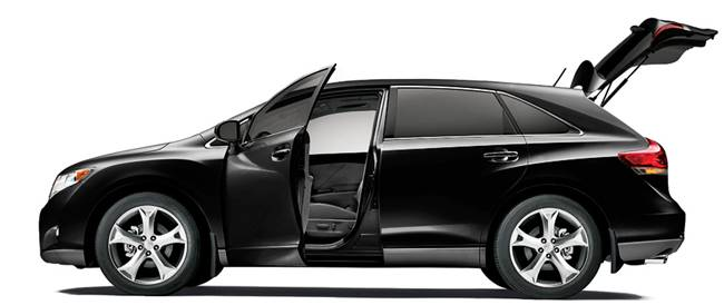 2018 Toyota Venza Reviews Toyota Reales