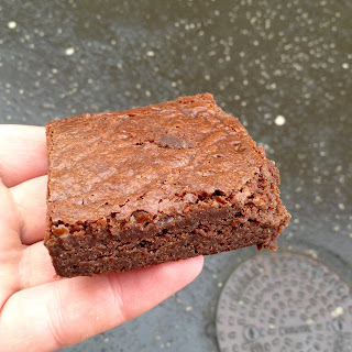 Aldi Specially Selected Belgian Chocolate Brownies Gluten Free