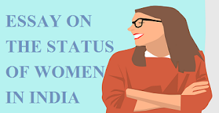 THE STATUS OF WOMEN IN INDIA