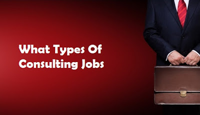 What Types Of Consulting Jobs Are There In The UK