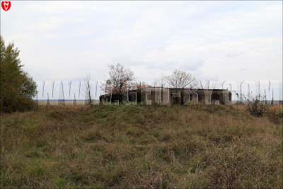 Полукапонир №11 Слуцкого УР
