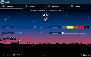 Download Night Owl-Bluelight Cut Filter for Android