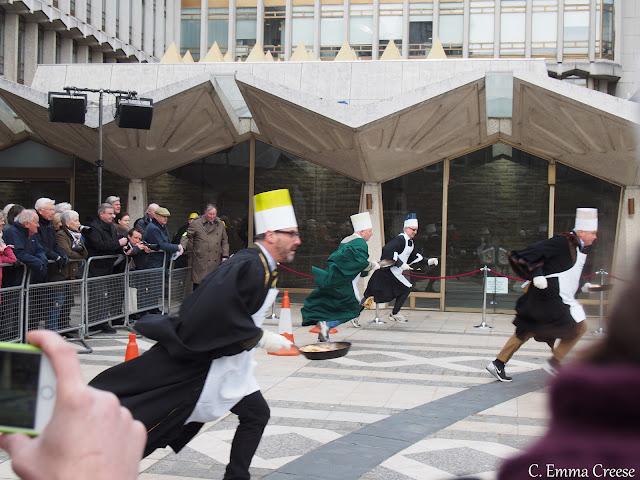 Secret London Shrove Tuesday Pancake Races Adventures of a London Kiwi