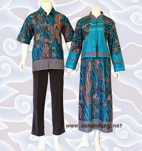 Macam Model Baju Batik: Model Baju Terbaru 2019