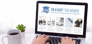 Arriva SharpTrader, una piattaforma trading per l'apprendimento