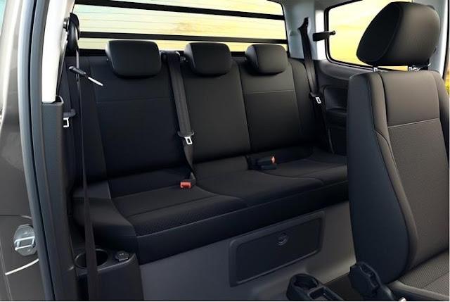 VW Saveiro 2018 cabine Dupla - Preço