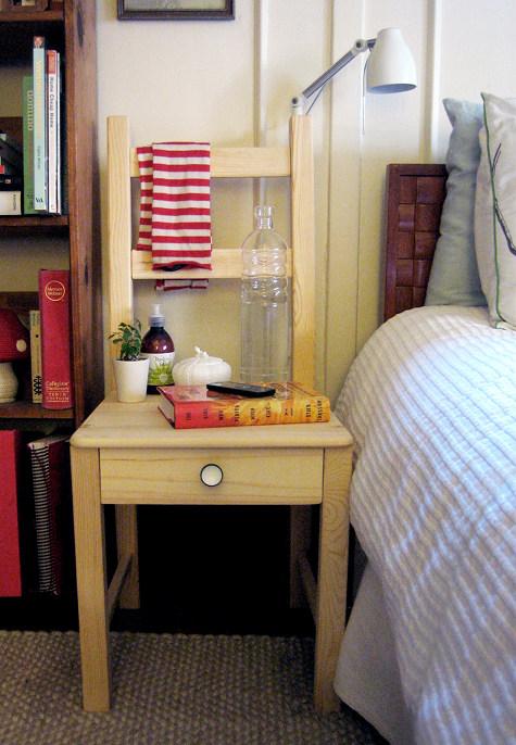IKEA bedside chair
