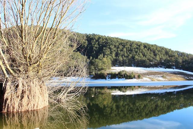 sünnet gölü manzara