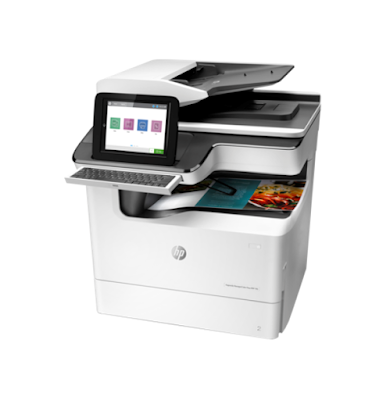 HP PageWide Enterprise Color Flow MFP 785f Driver Download