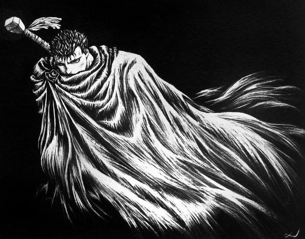 Kentaro Miura | ARTIST REFERENCE RESOURCES
