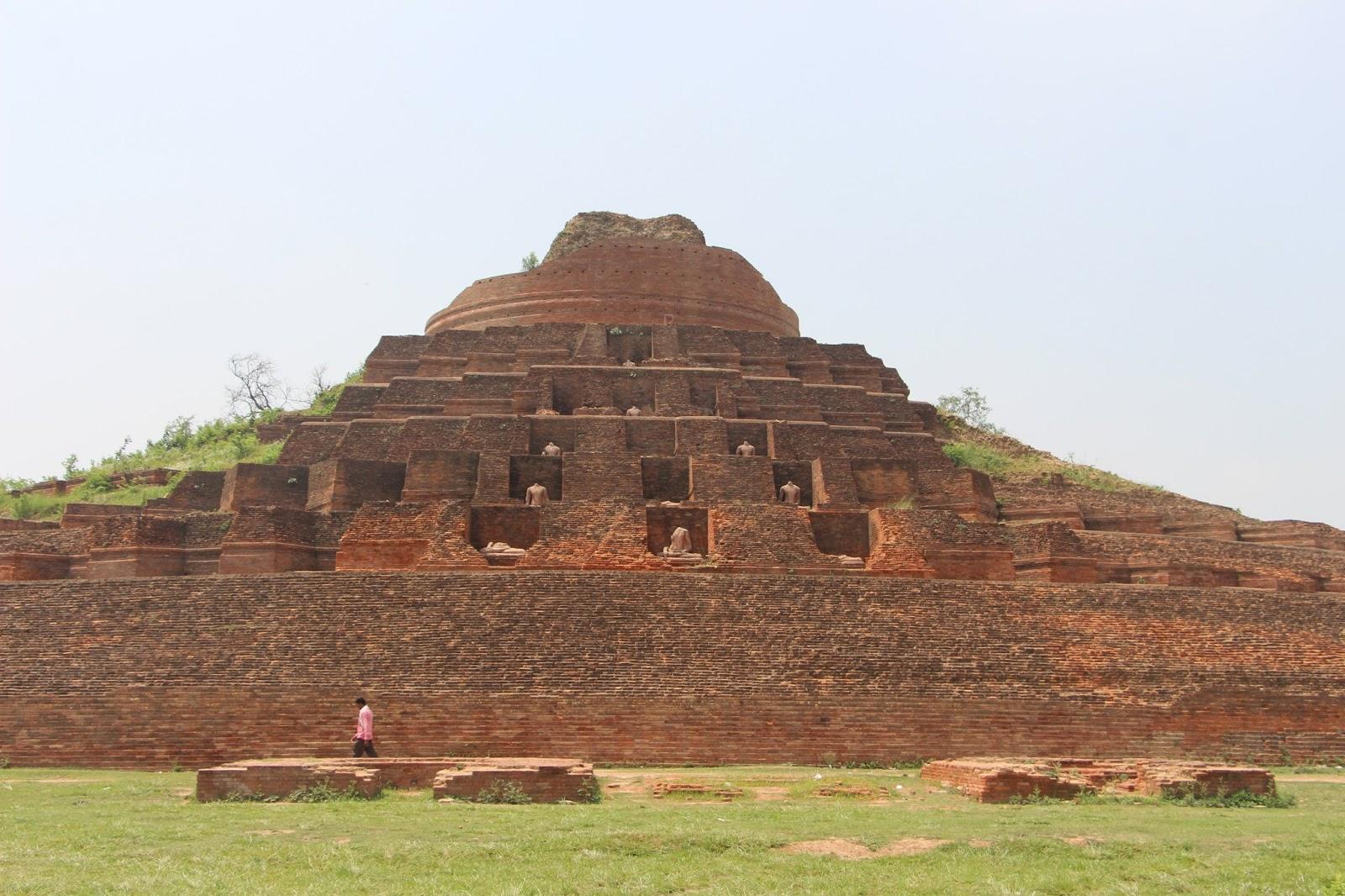 buddha stupa kesariya stupa kesariya bihar