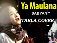 Download Lagu Nissa Sabyan Ya Maulana Versi Dangdut (Tabla Cover) Mp3