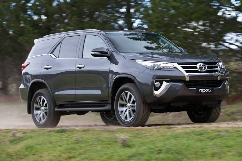 Updated 2016 Toyota Fortuner This Is It W Thailand